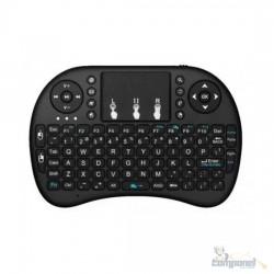 Mini Teclado Wifi Keyboard Controle Com Touchpad